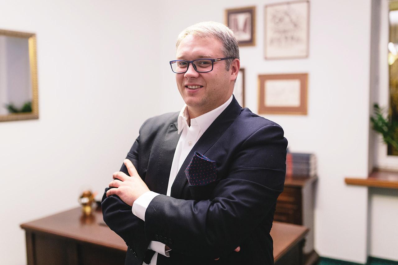 Marek Siudowski adwokat
